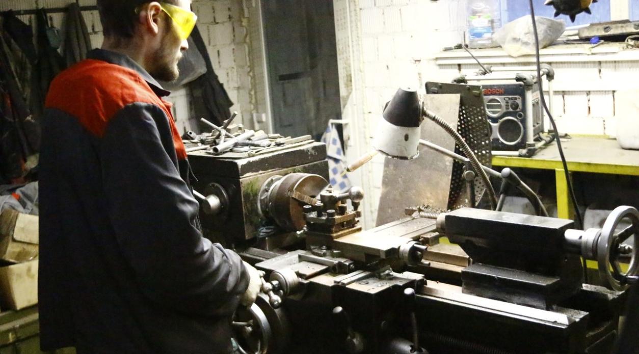 Производство педалей и РУУ