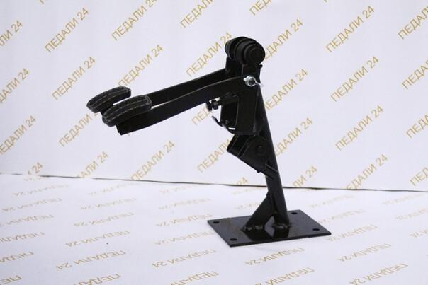 Комплект дублирующих педалей  МКПП №4. ПАЗ ЛИАЗ