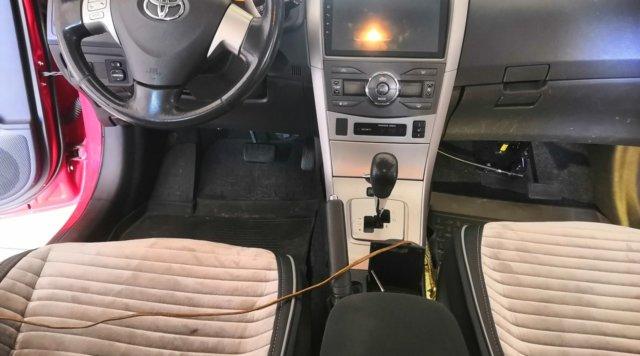 дубли педалей на Toyota Camry