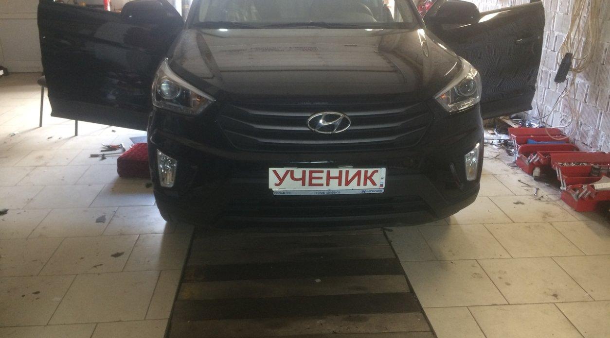 Hyundai Creta с АКПП