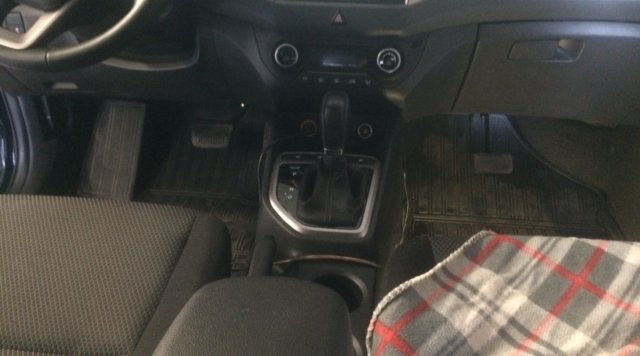 Педали на авто Хёндай